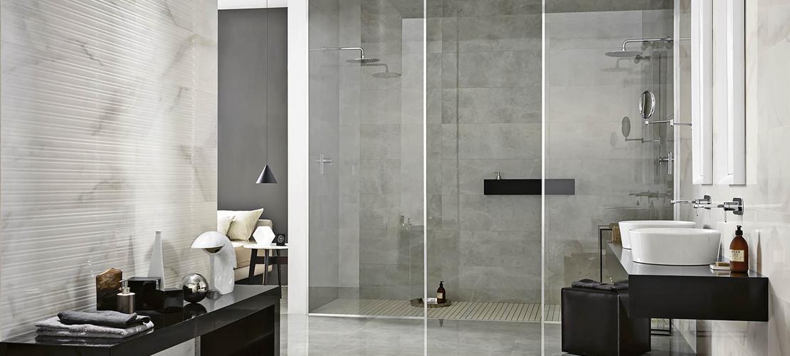Evolutionmarble Rivestimento - bagno effetto marmo  Marazzi