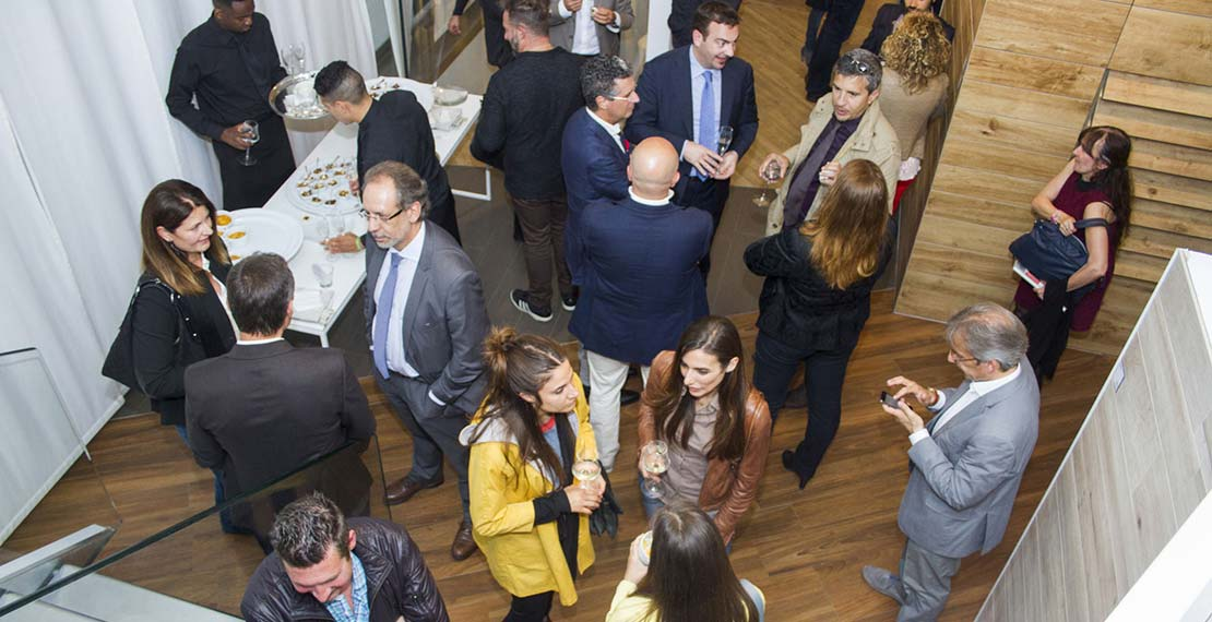 Foodies' Party @ Marazzi Showroom Milano