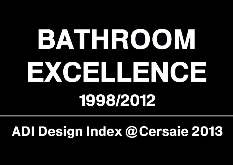 "Marazzi in mostra a ""Bathroom Excellence 1998-2012"""