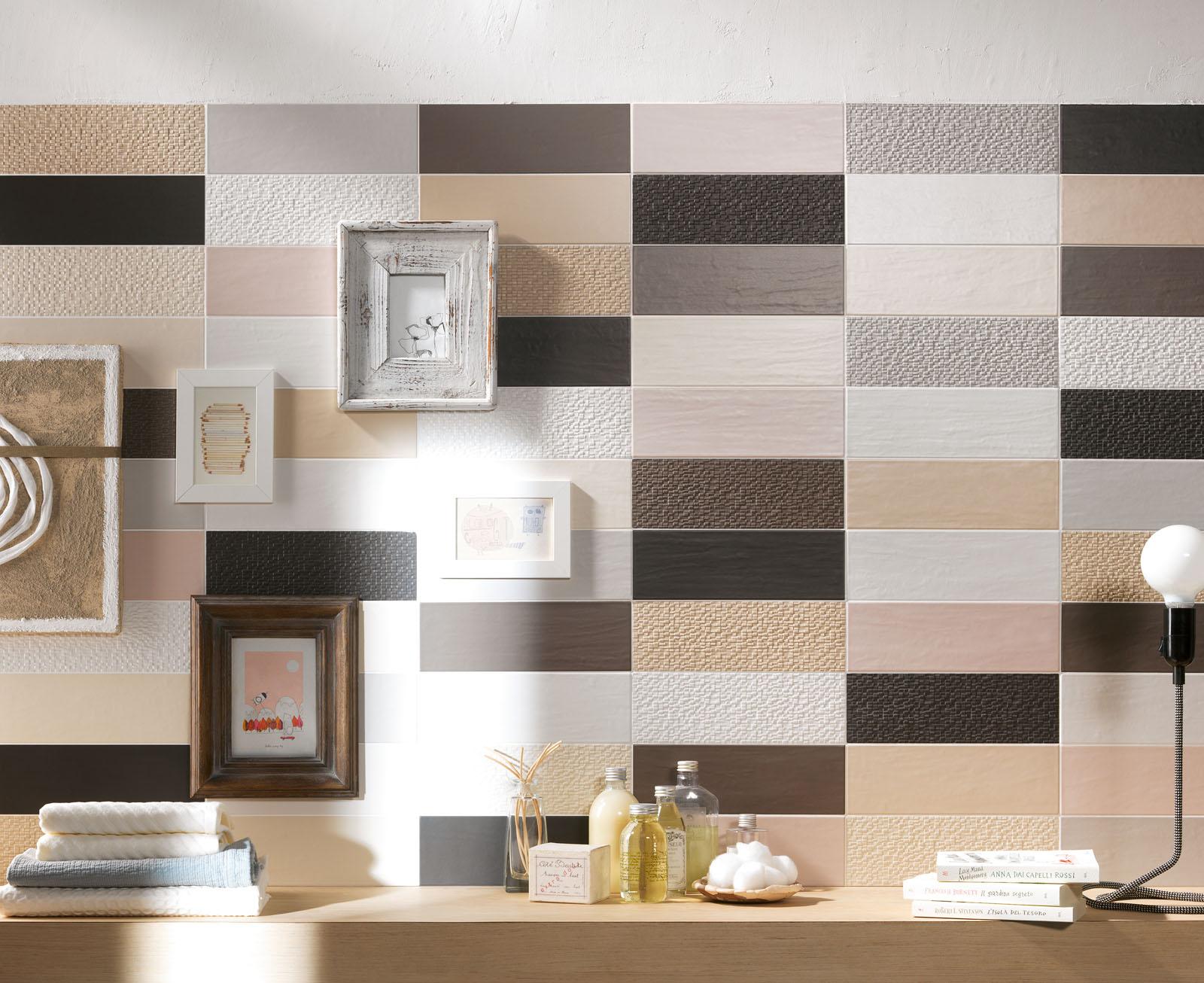 Piastrelle cucine moderne. mattoni per cucina in muratura idee di