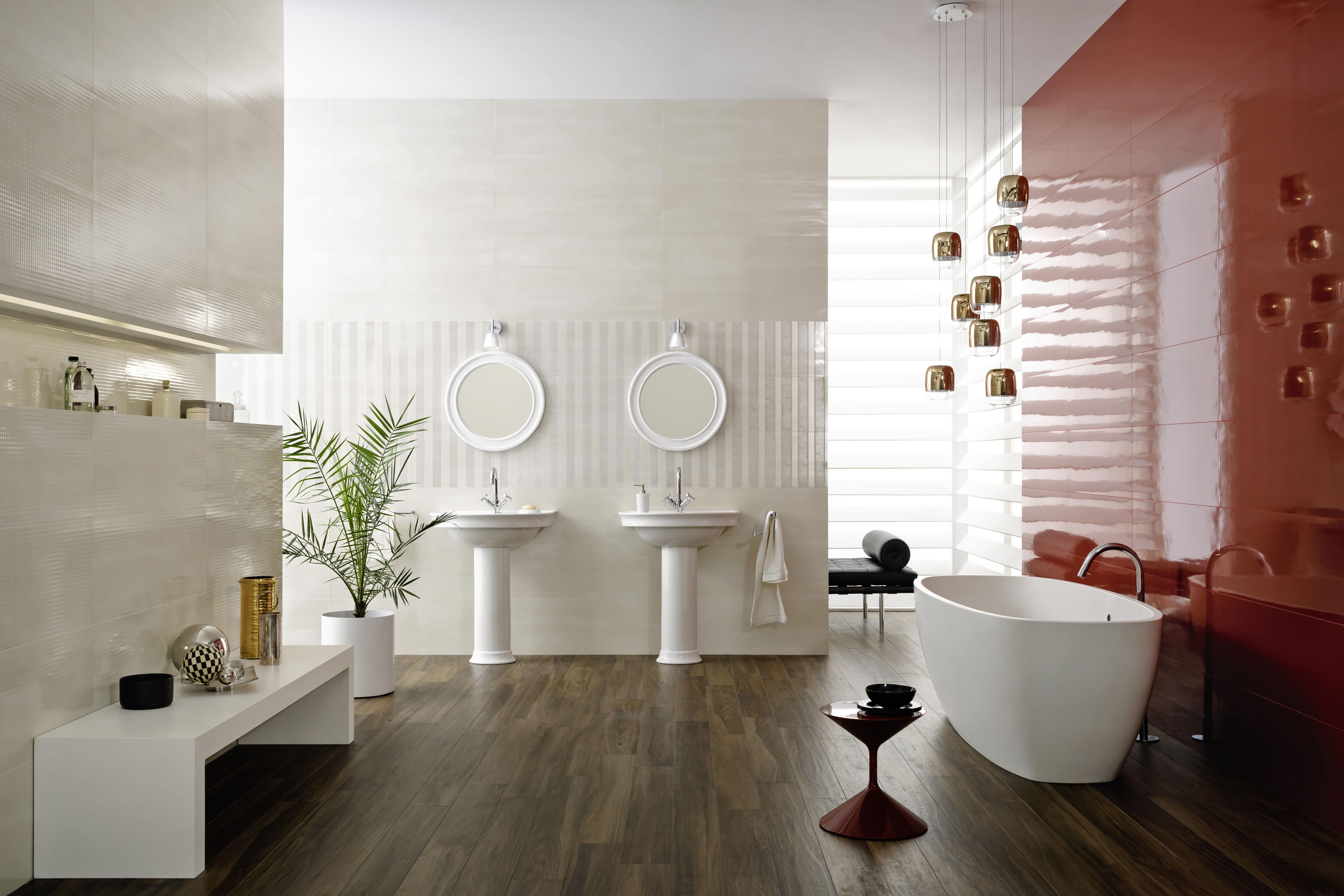 Pottery, Imperfetto e Oficina7: idee per il tuo bagno  Marazzi
