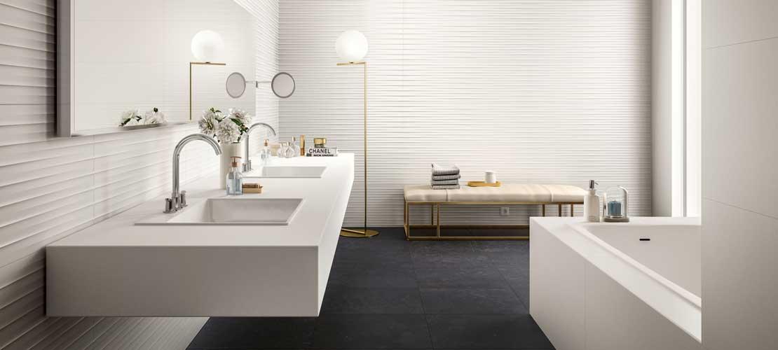 ... per un bagno moderno picture idea 8 mattonelle per il bagno idee