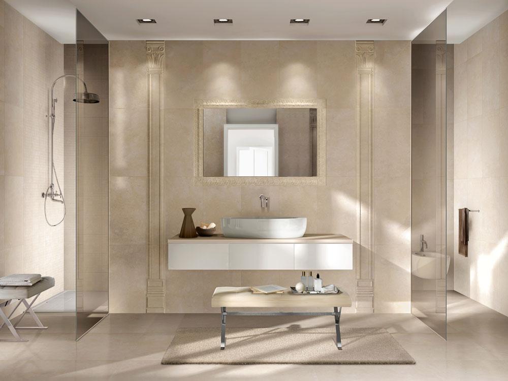 Le proposte marazzi per i rivestimenti bagno marazzi - Rivestimenti per il bagno ...