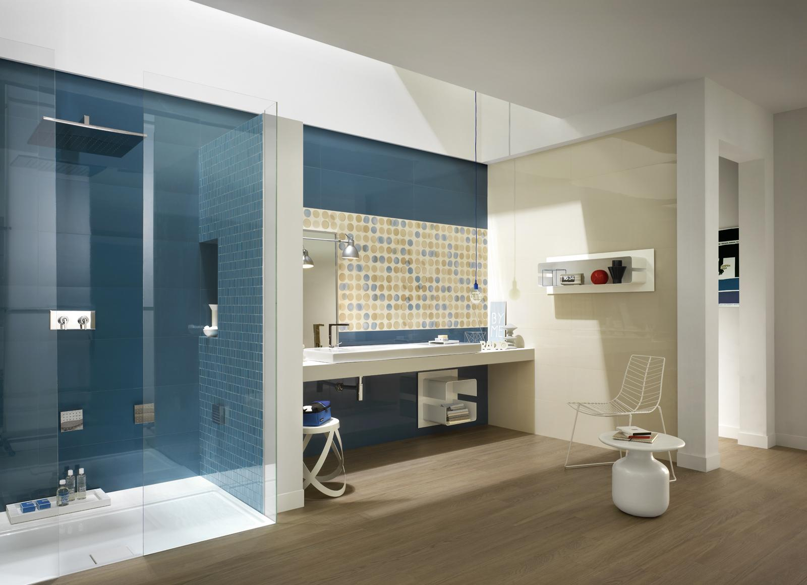 Colorup progetta il tuo bagno con il colore marazzi