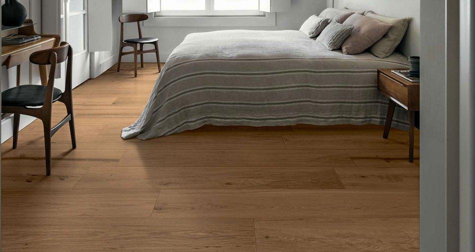 5 nuove tendenze per il pavimento della camera da letto | Marazzi