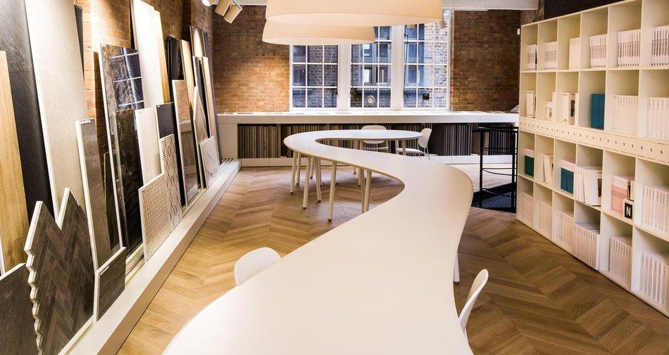 Marazzi apre il suo primo Showroom a Londra 619c3c89951