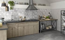 I rivestimenti perfetti per una cucina in stile industriale marazzi