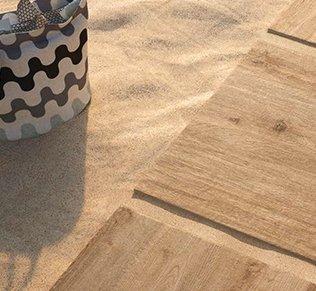 Posa gres 20mm marazzi - Posa pavimento esterno su sabbia ...