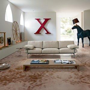 Grand carpet piastrelle di grande formato di design marazzi - Piastrelle bagno grande formato ...