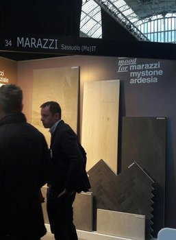 Marazzi a Londra con Architect@work