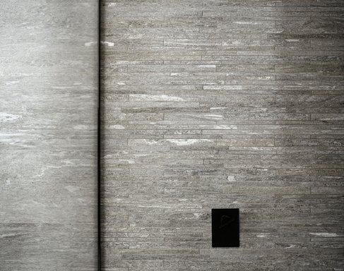 Pareti in pietra per interni minimal marazzi