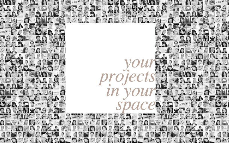 Sei un progettista? Collabora con your space!