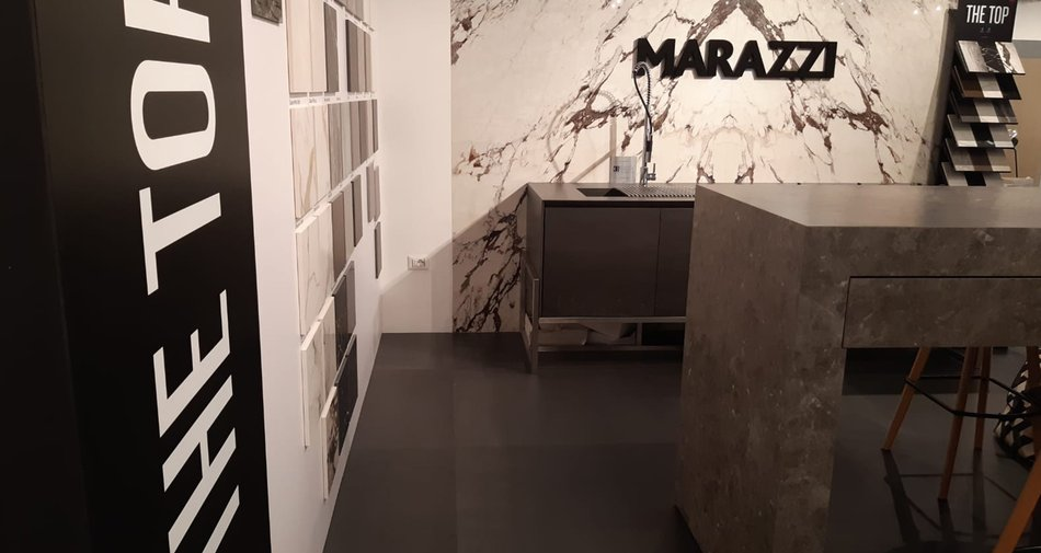 Marazzi The Top a SICAM 2019