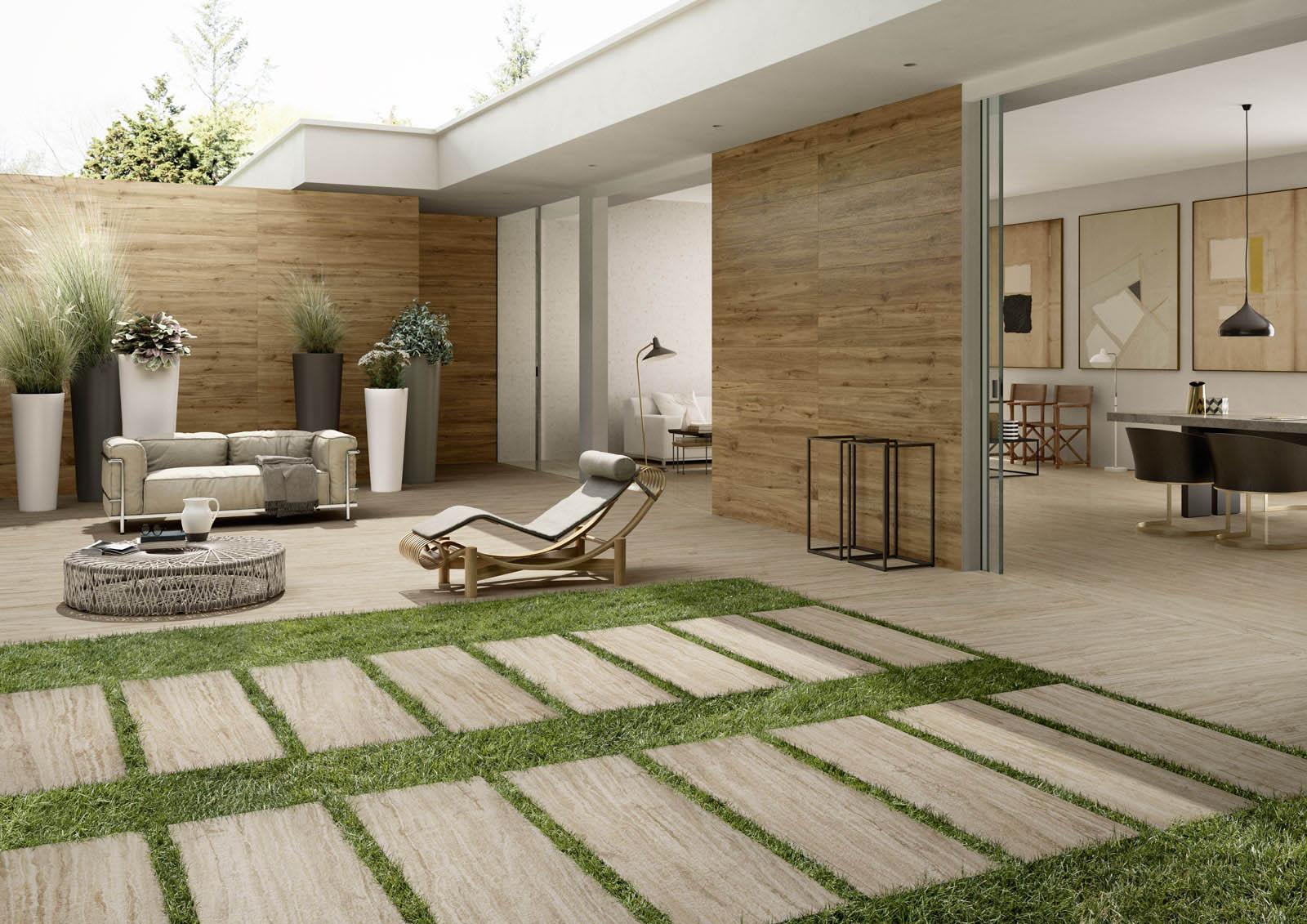 Pavimenti giardino foto pavimenti per giardini gres da esterno