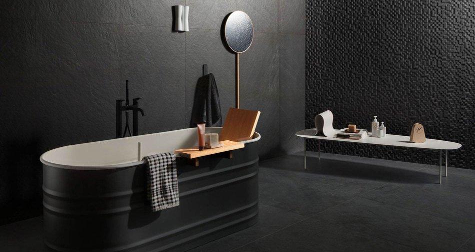 Bagno Design Scandinavo : Bagno moderno in stile nordico marazzi