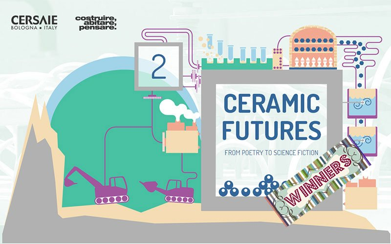 Ceramic Futures: from poetry to science fiction, oggi a Cersaie presentati i progetti migliori.