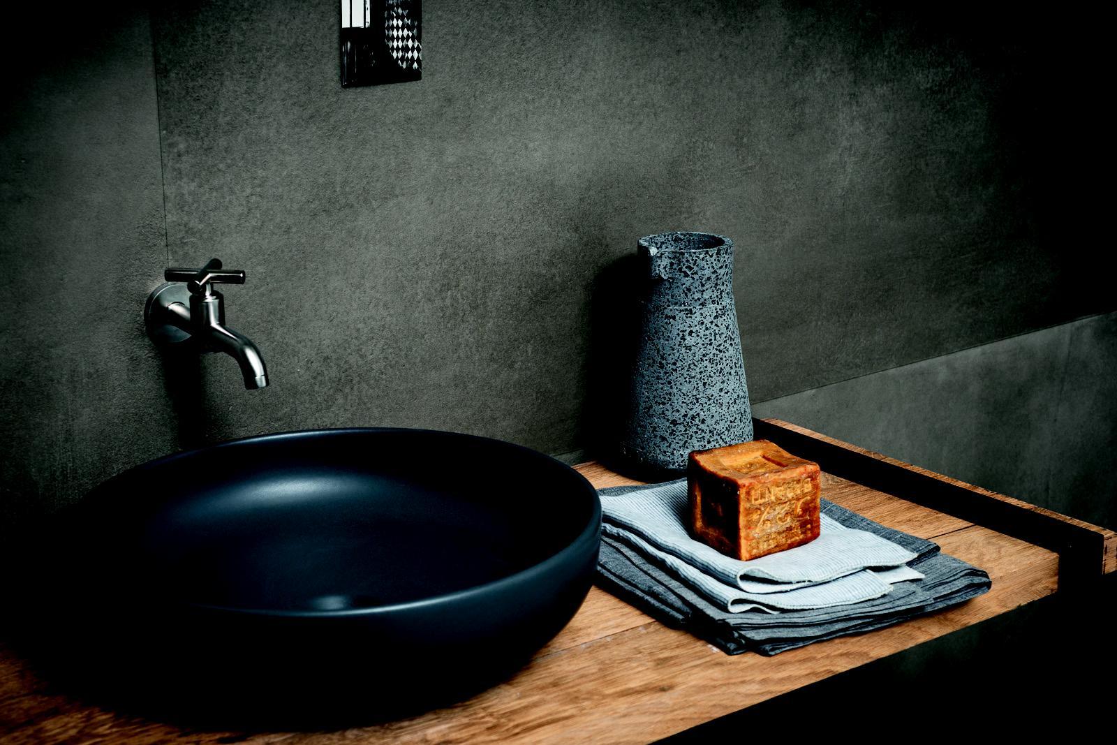 Bagno moderno in stile nordico marazzi - Si fa in bagno 94 ...