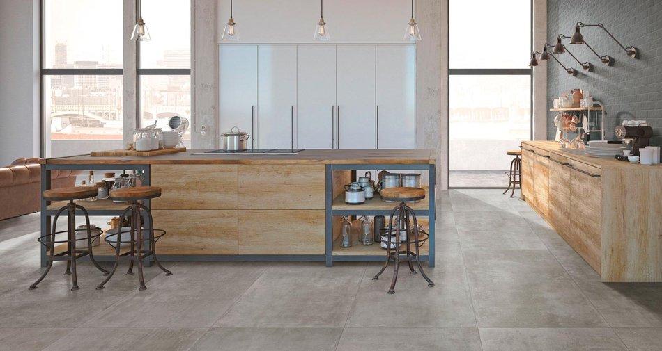 I rivestimenti perfetti per una cucina in stile industriale ...