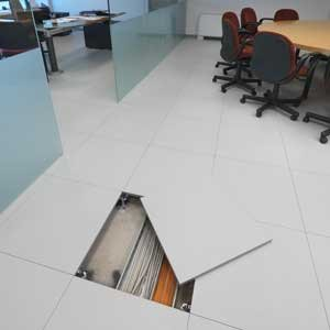 Pavimenti sopraelevati marazzi - Nuovi pavimenti per interni ...
