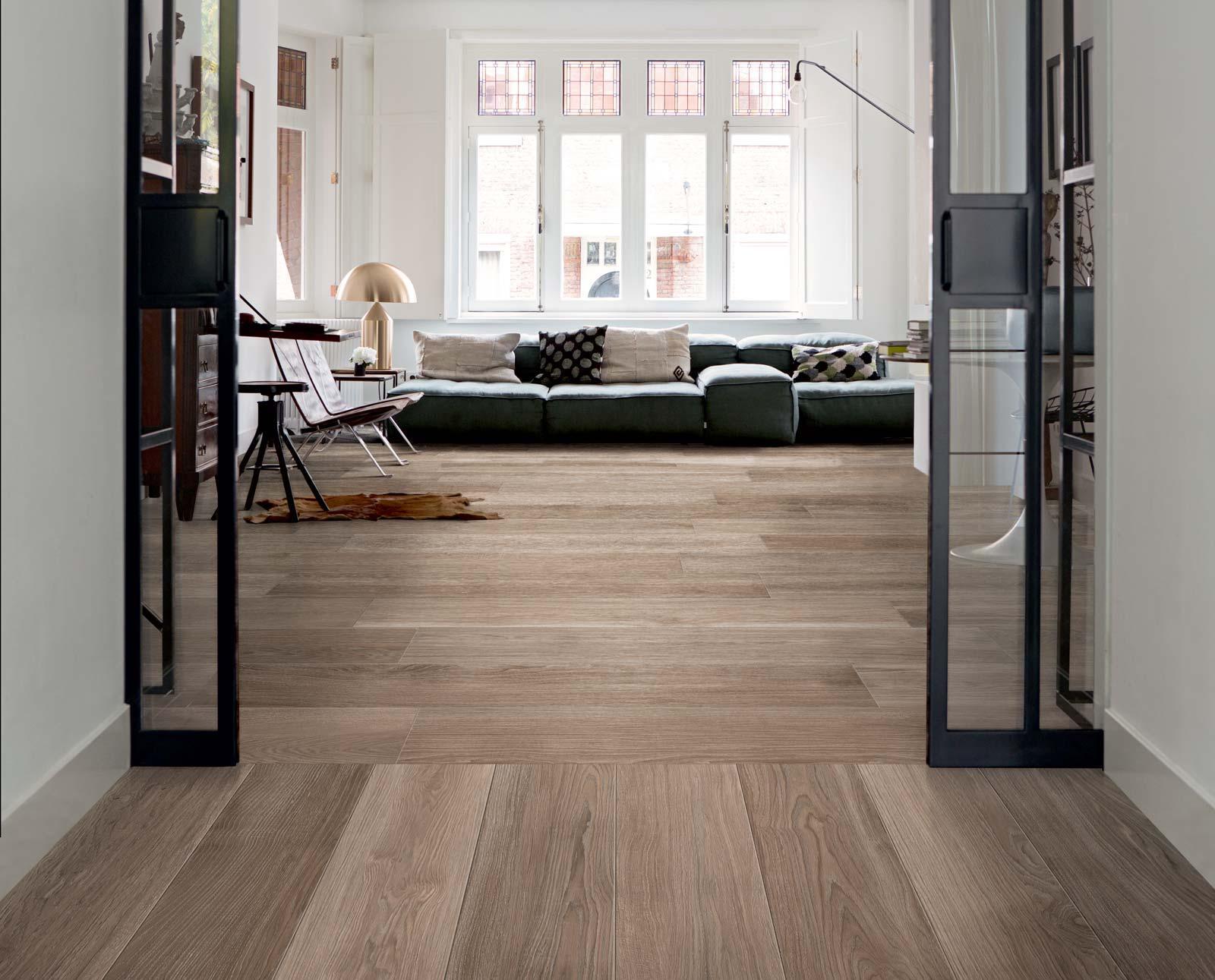 Piastrelle Effetto Legno Posa : Gres effetto legno: formati e colori marazzi