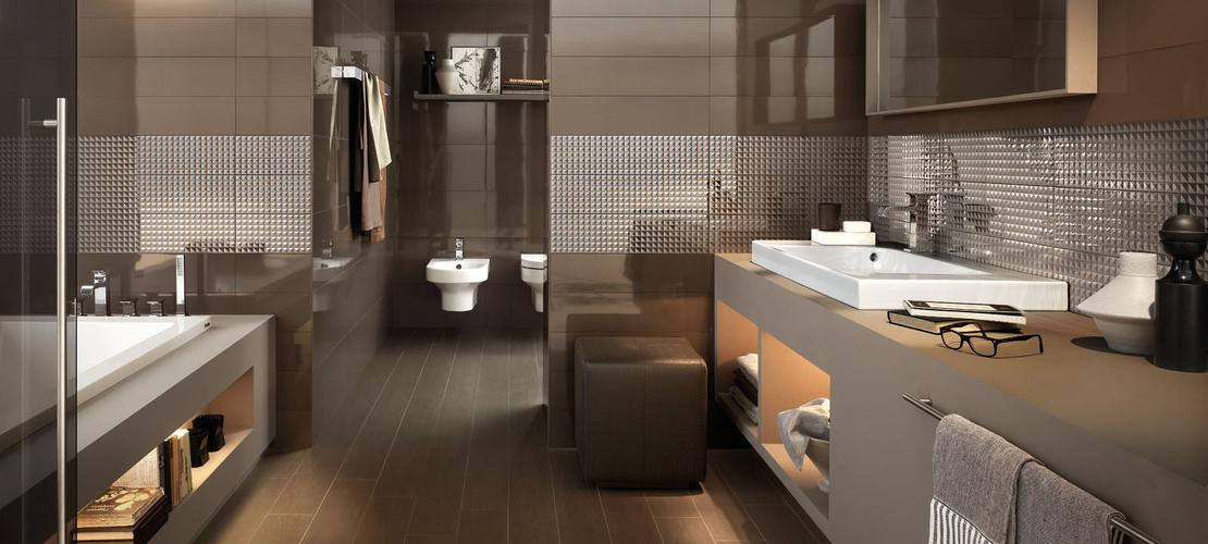 Lite piastrelle per rivestimento marazzi for Salle de bain carrelage colore