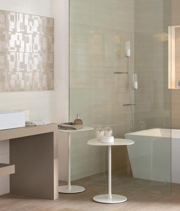 Nuance - glossy wall tiles for bathrooms