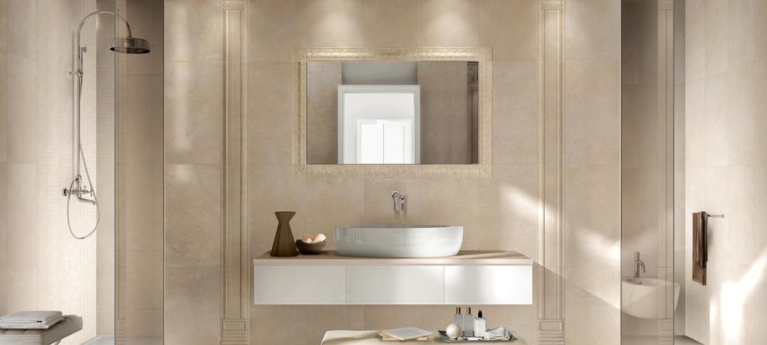 bagno pietra beige : Piastrelle Bagno Effetto Pietra : Pietra Beige Porcelain Tile