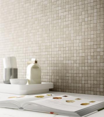 Piastrelle per cucina formato mosaico marazzi for Piastrelle cucina marazzi