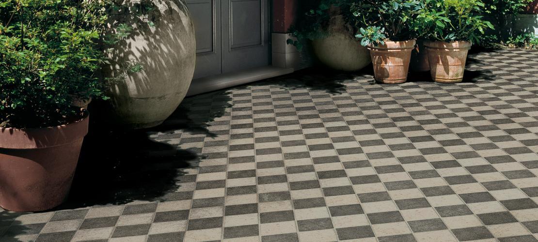Esterno design piastrelle esterne stunning mattonelle per terrazzi