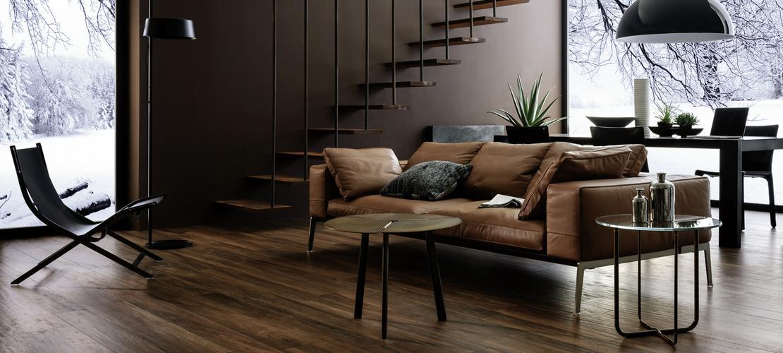 Treverkchic - Pavimento in ceramica effetto legno