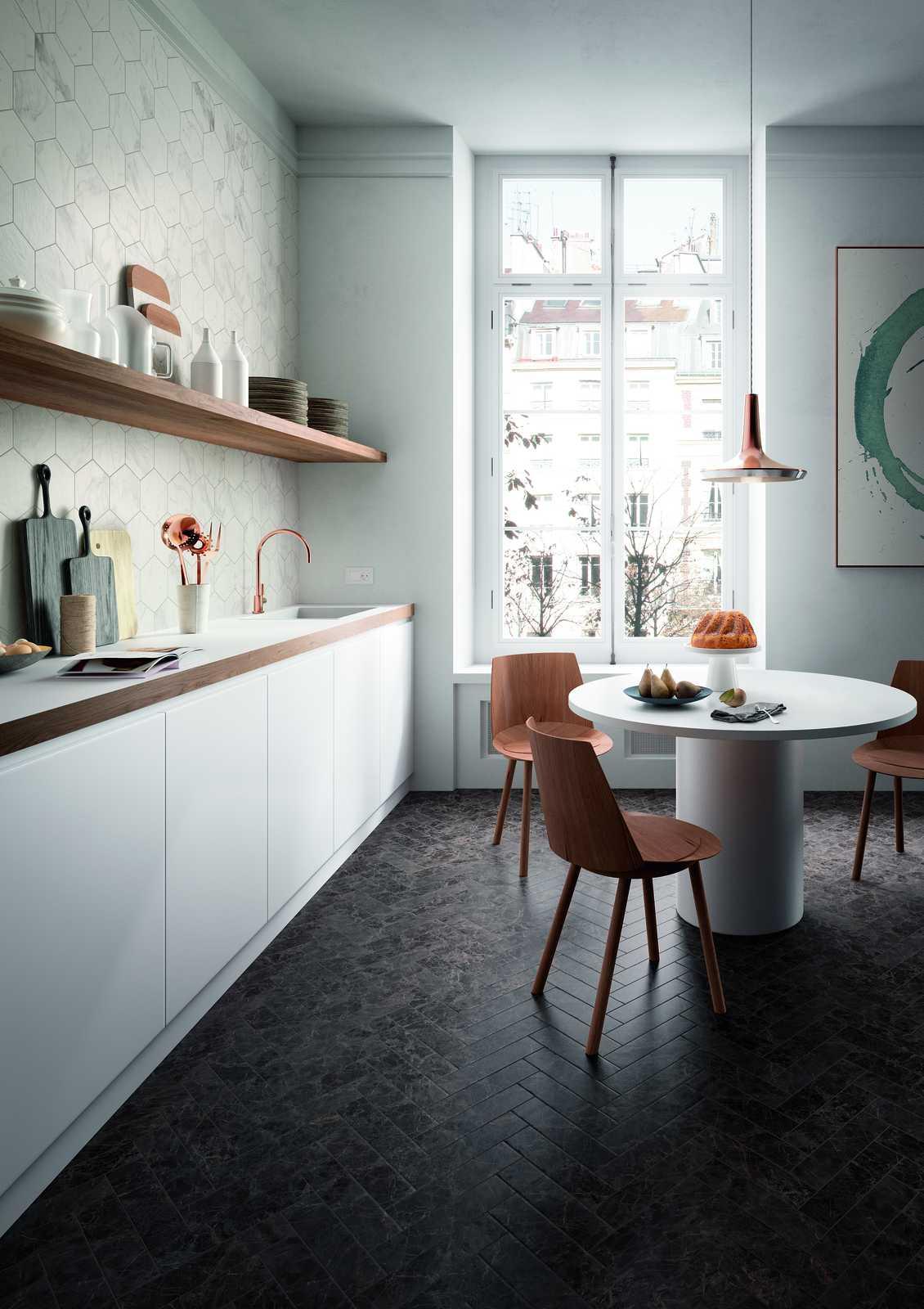 Piastrelle pavimenti e rivestimenti effetti e colori - Rivestimenti cucina marazzi ...