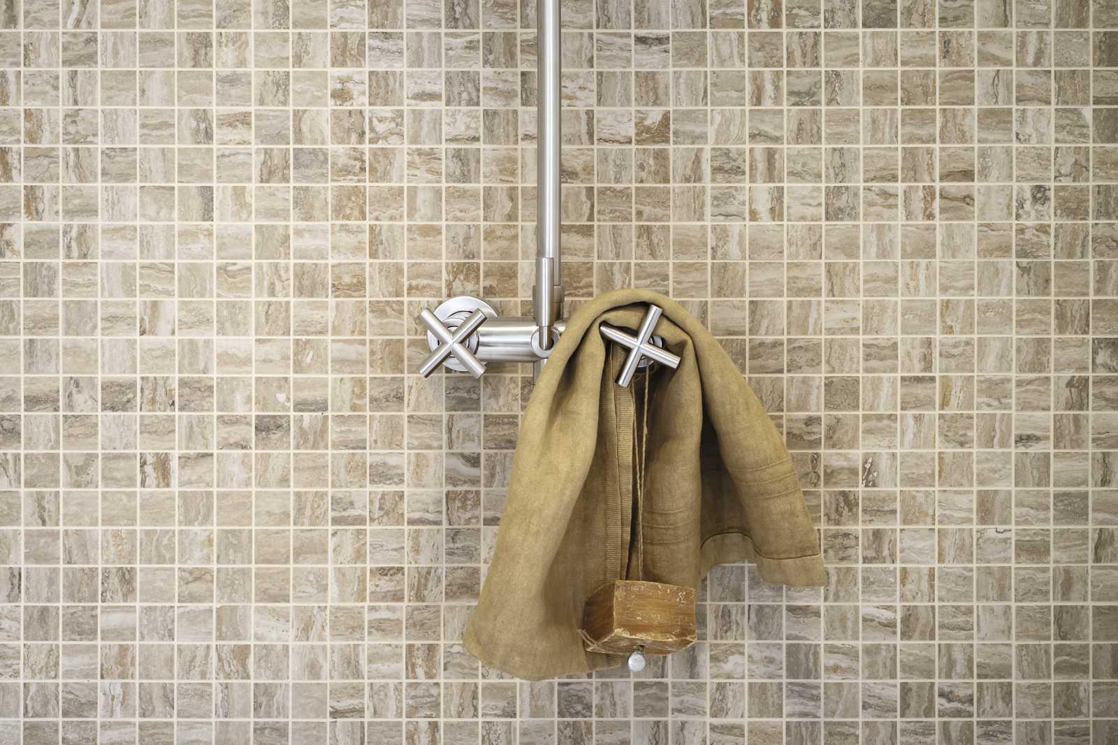 Mosaici Bagni. Bagno Turco Mix Mosaico Sfumatura Vetro Spa With ...