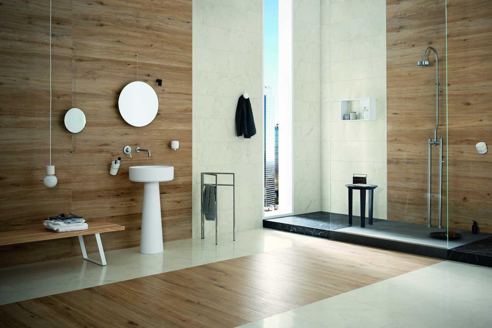 Idee bagni moderni rivestimenti bagno bianco foto bagni economici