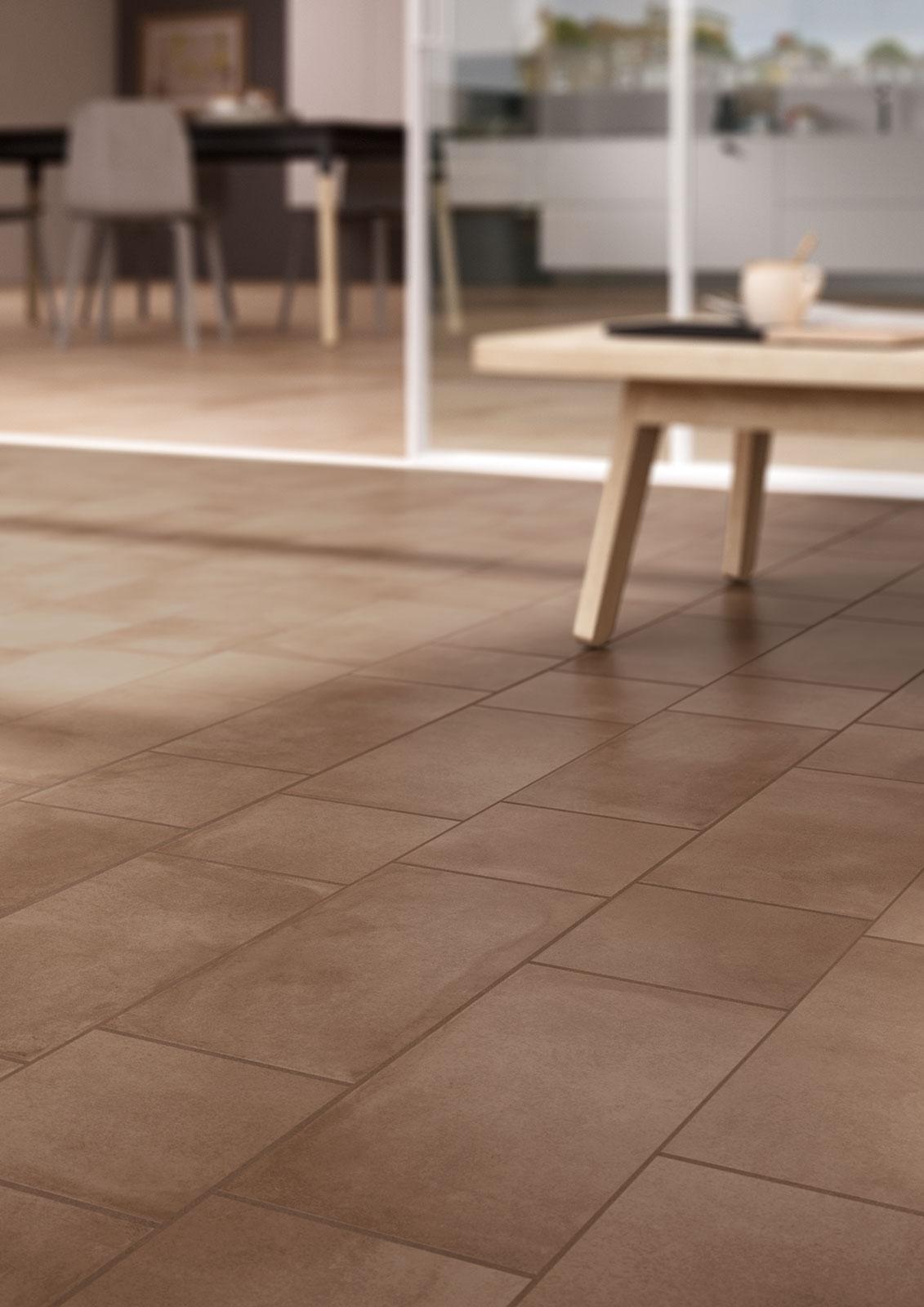 Pavimenti per esterni piastrelle gres porcellanato marazzi - Rimuovere cemento da piastrelle ...