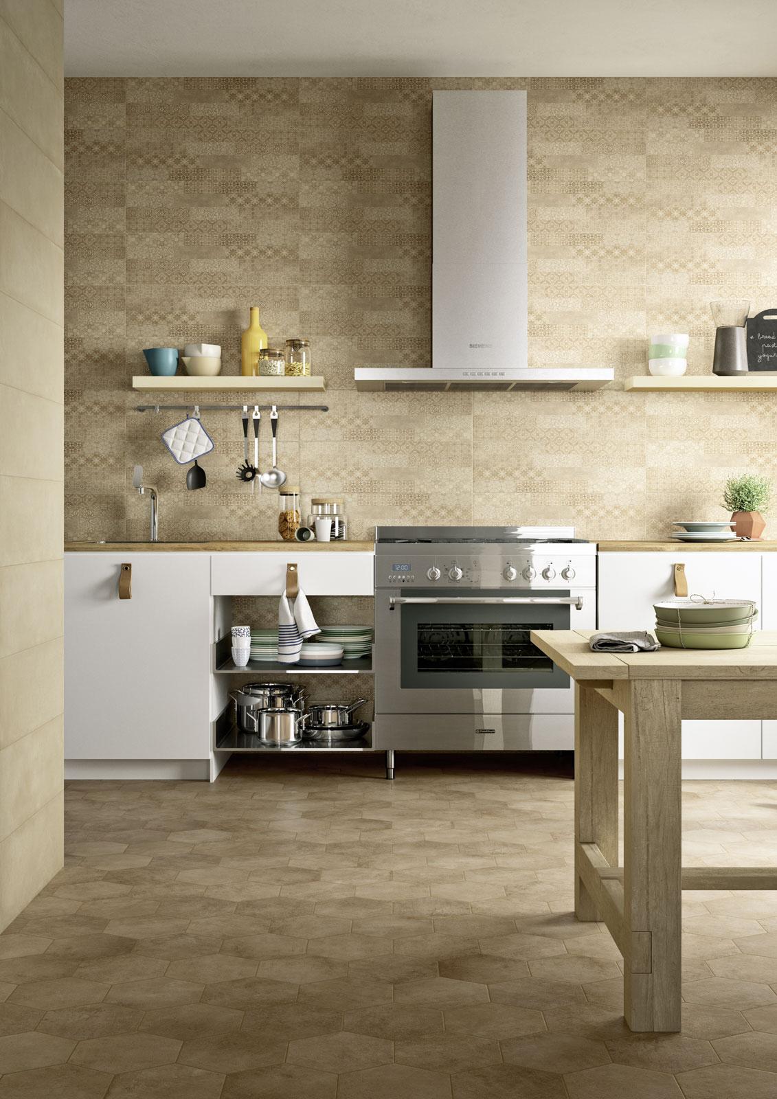 piastrelle cucina idee e soluzioni in ceramica e gres marazzi 7037