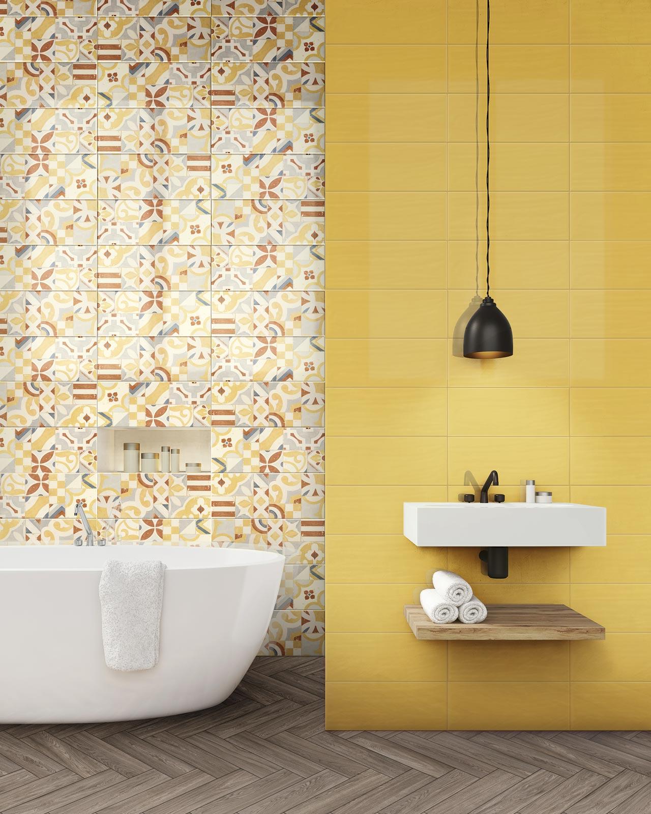 mattonelle per il bagno idee e soluzioni in ceramica e gres marazzi 8465