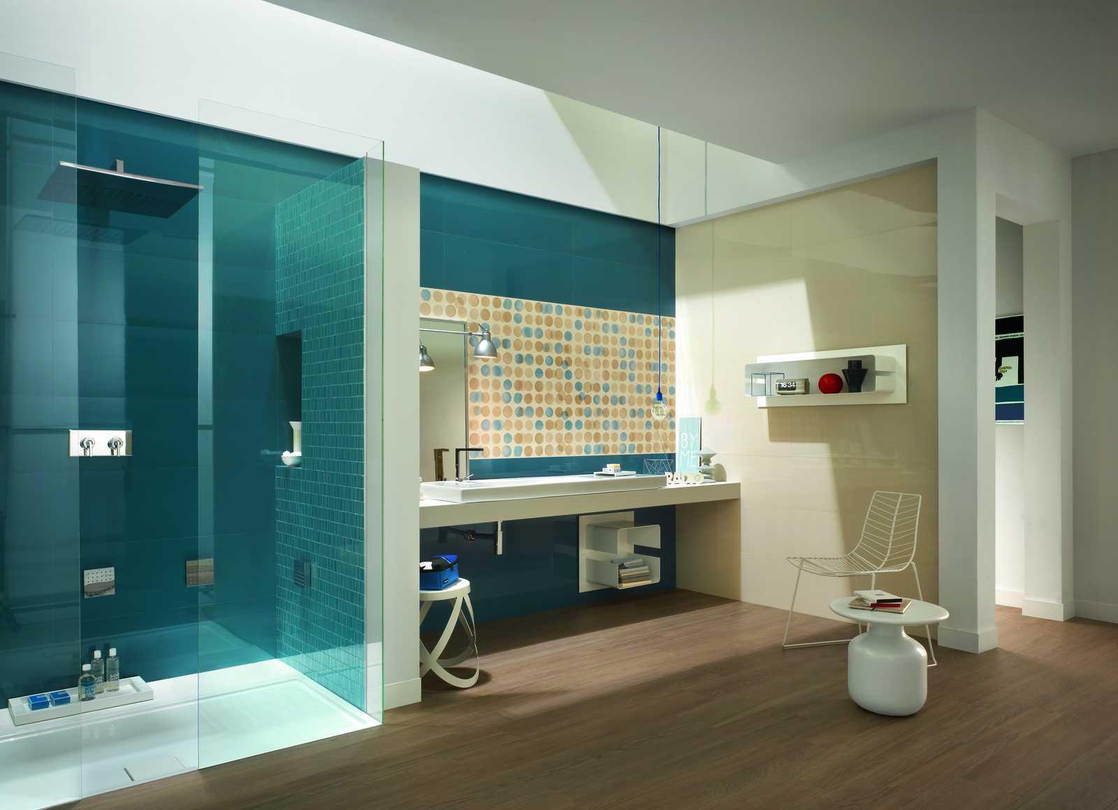 Piastrelle bagno blu good bagno blu e azzurro bagno blu e azzurro