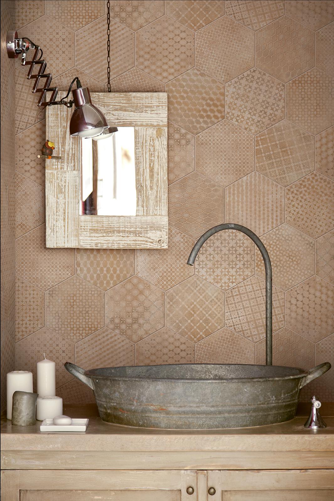Mattonelle per bagno ceramica e gres porcellanato marazzi - Mattonelle per bagno moderno ...