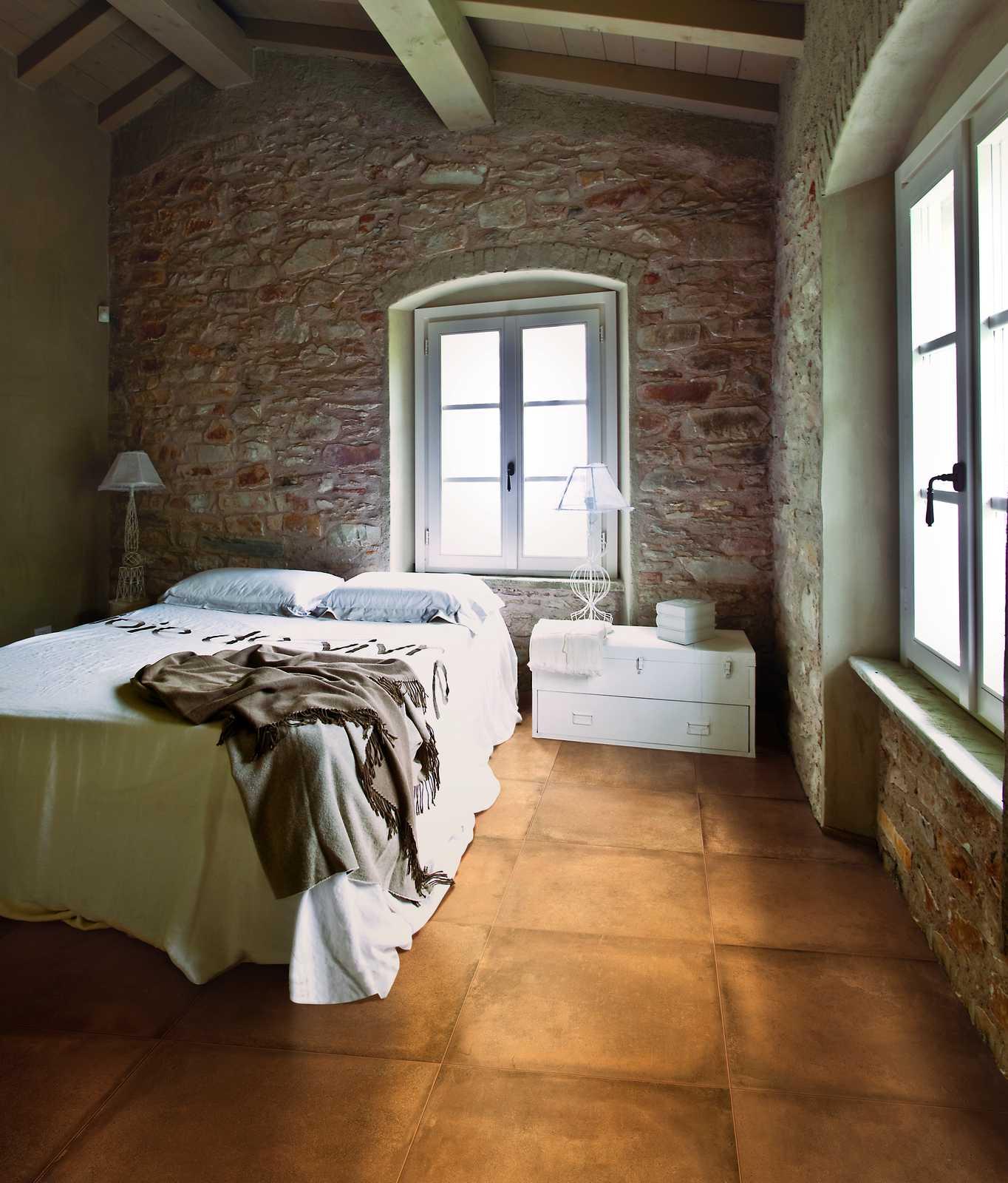 Piastrelle gialle guarda le collezioni marazzi - Pavimento camera da letto ...