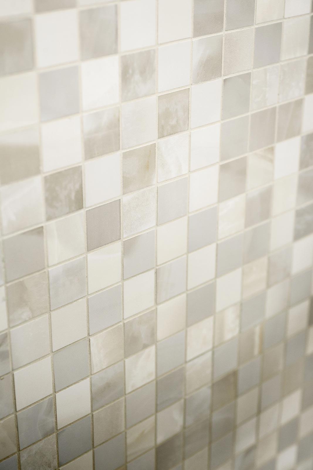 Piastrelle beige guarda le collezioni marazzi - Piastrelle mosaico bagno marazzi ...