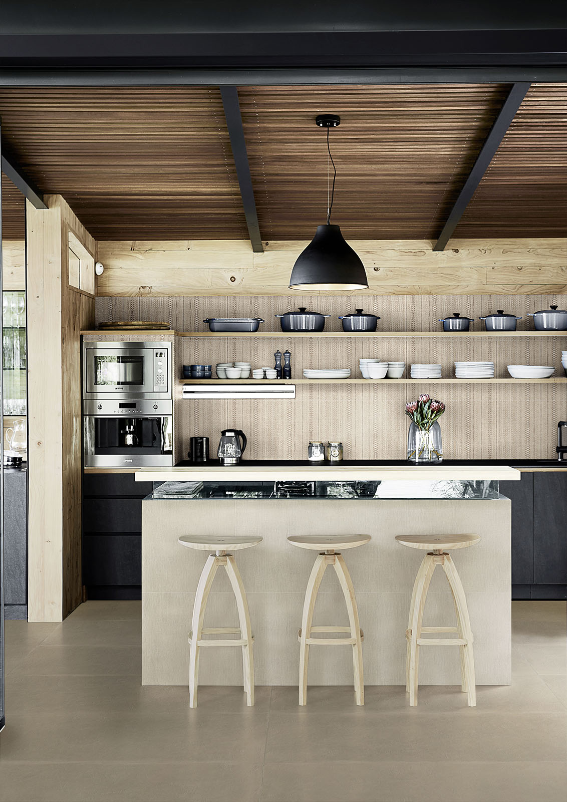 Piastrelle Marazzi Cucina : Piastrelle cucina idee in ceramica e gres marazzi