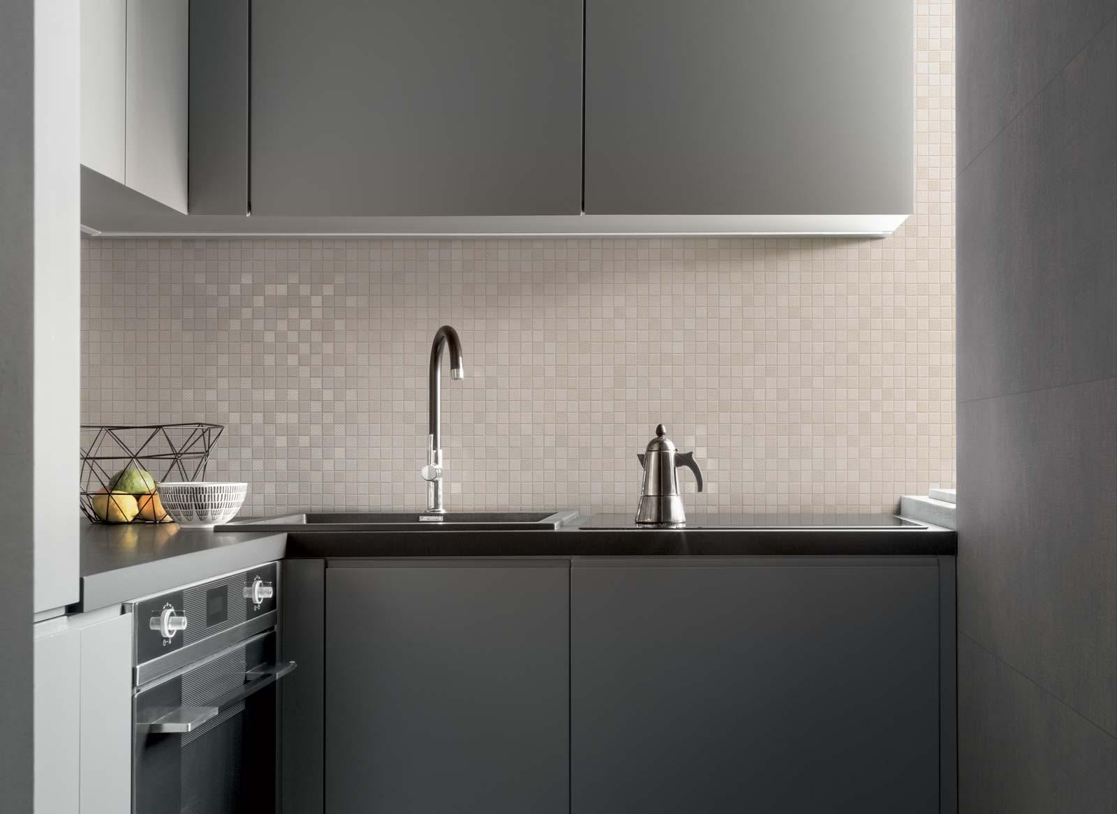 Piastrelle per rivestimenti cucina bagno doccia marazzi - Rivestimenti cucina marazzi ...