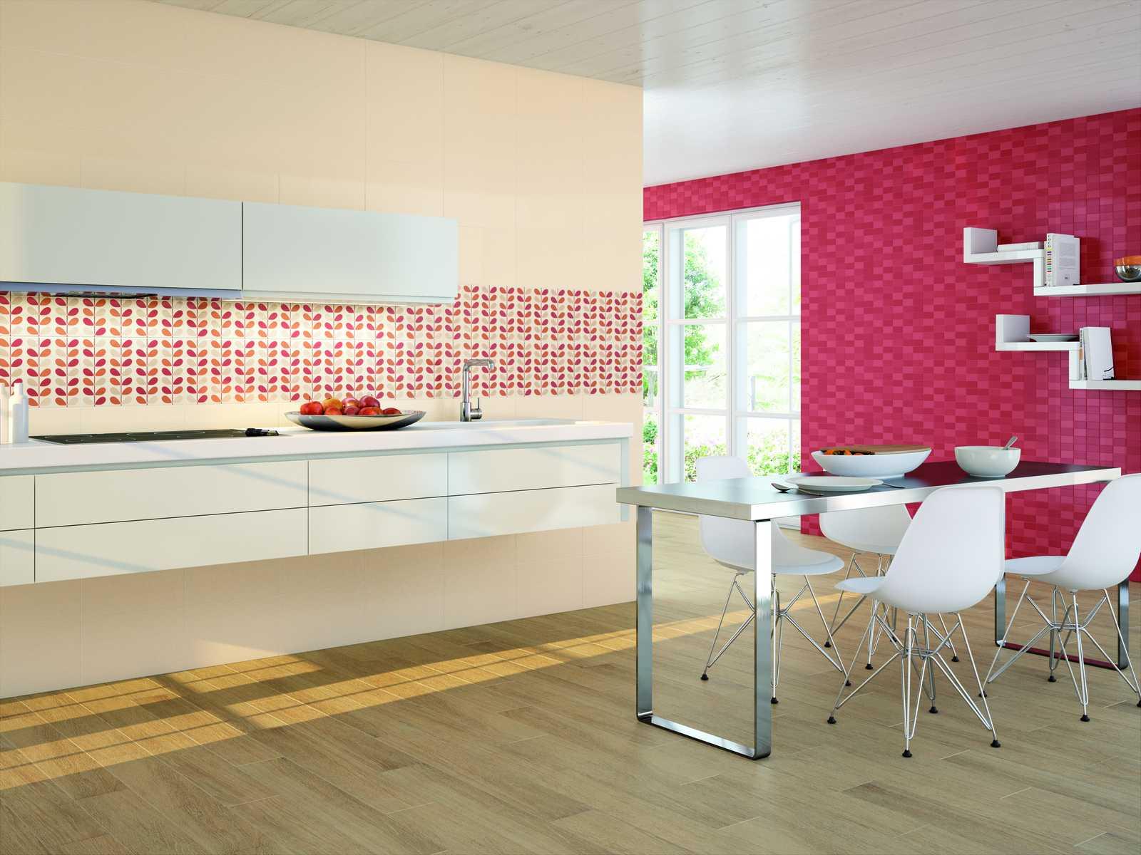 Piastrelle rosso guarda le collezioni marazzi for Piastrelle cucina marazzi
