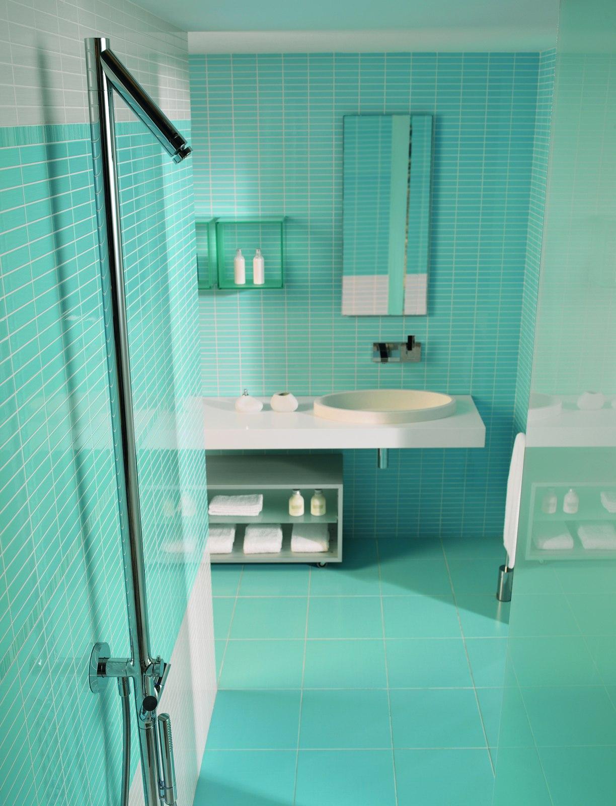 Fresh mattonelle colorate marazzi - Marazzi mattonelle bagno ...