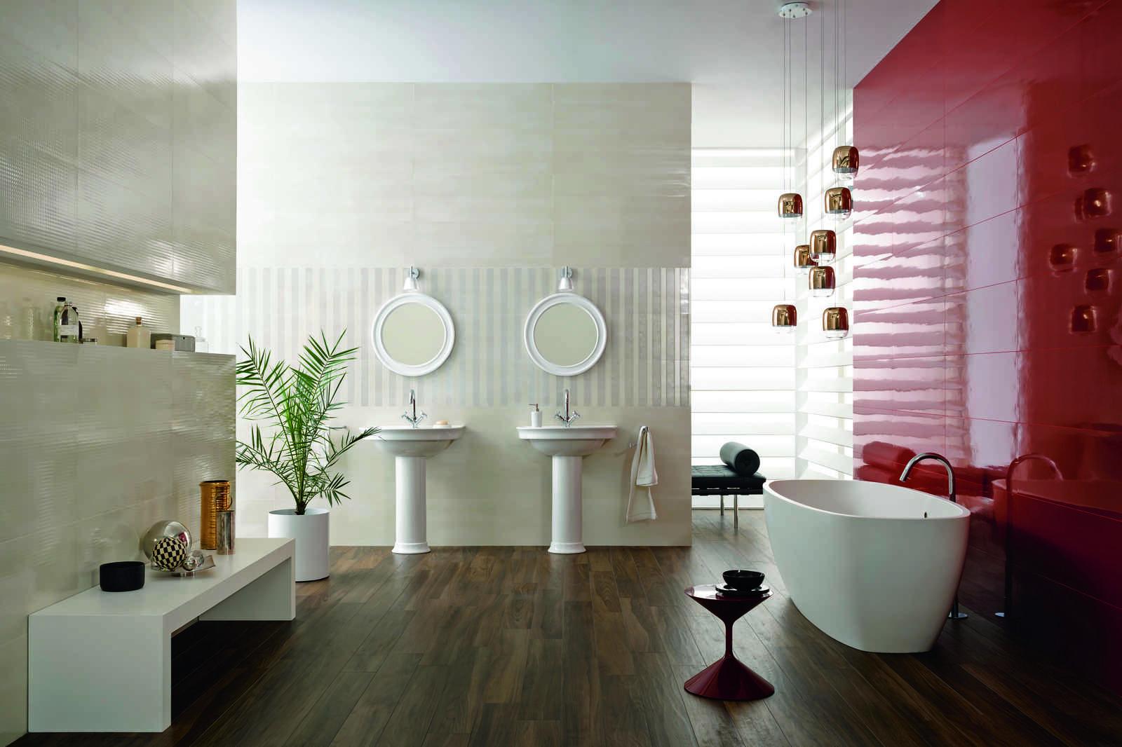 Imperfetto - Piastrelle bagno colorate  Marazzi