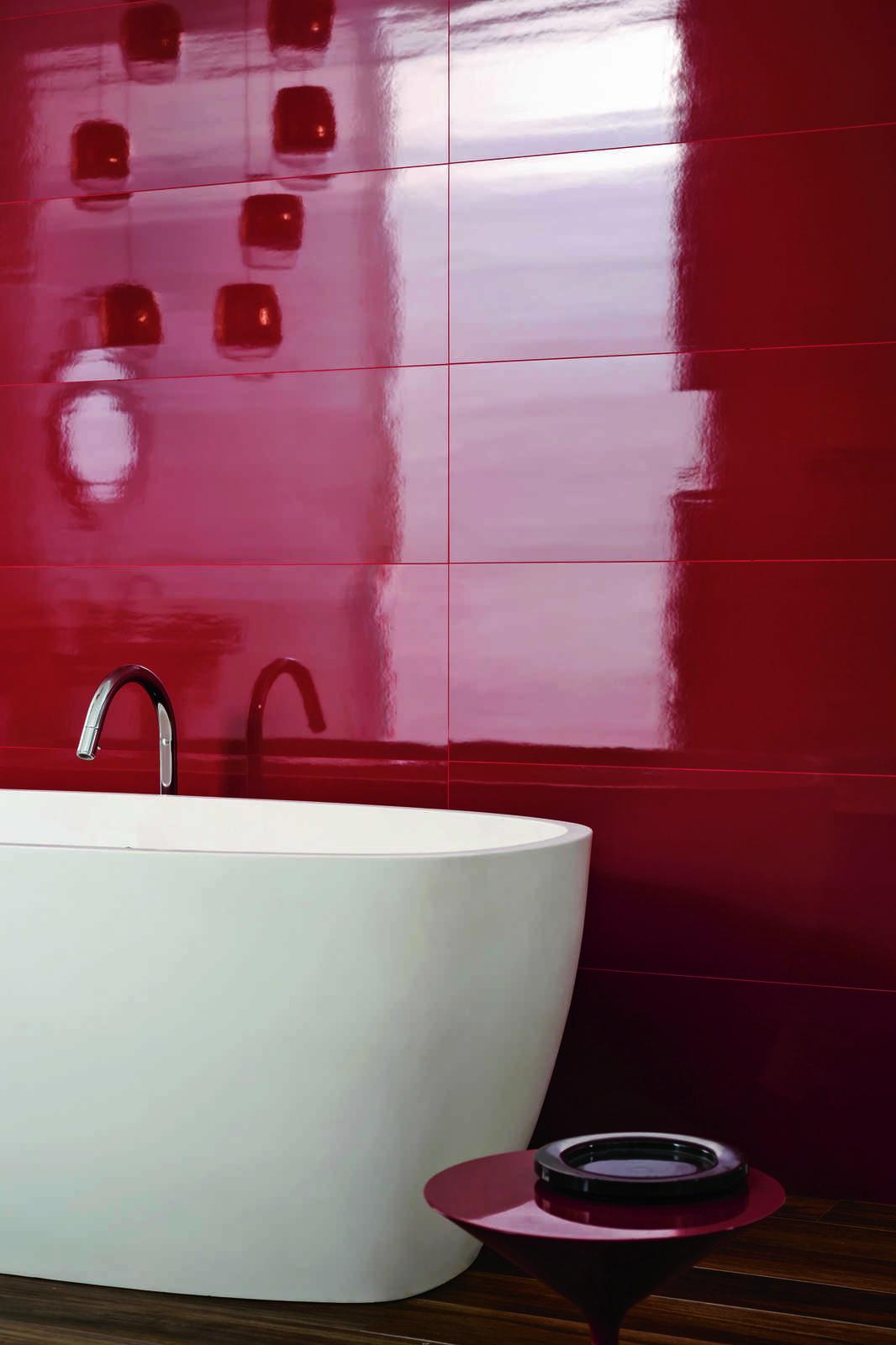Piastrelle Rosso: guarda le collezioni   Marazzi