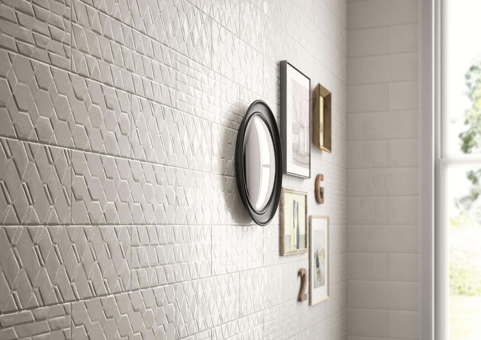 piastrelle bianco: guarda le collezioni | marazzi - Piastrelle Bianche Ceramica