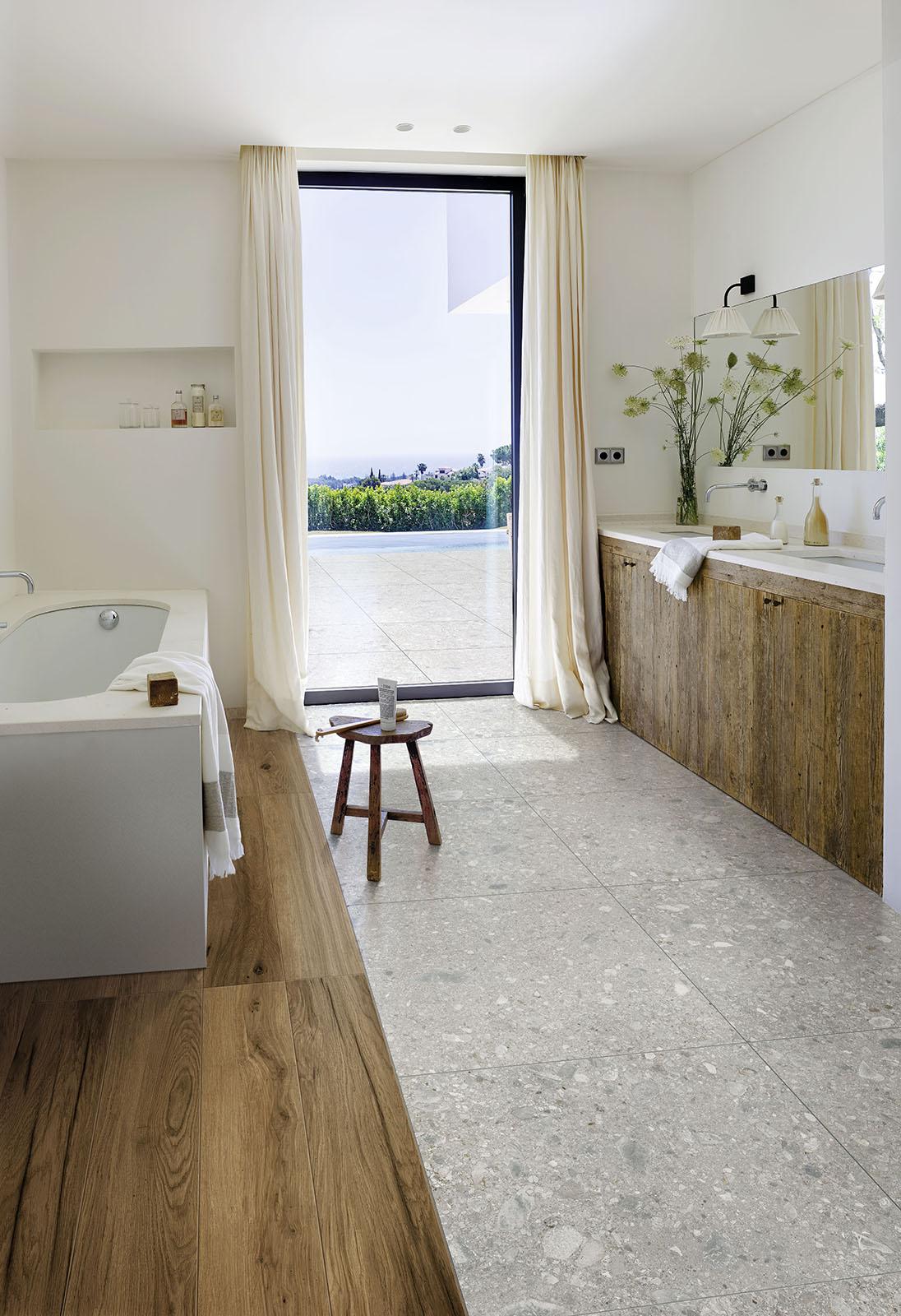 mattonelle per bagno: ceramica e gres porcellanato | marazzi - Immagini Di Bagni Moderni Arredati