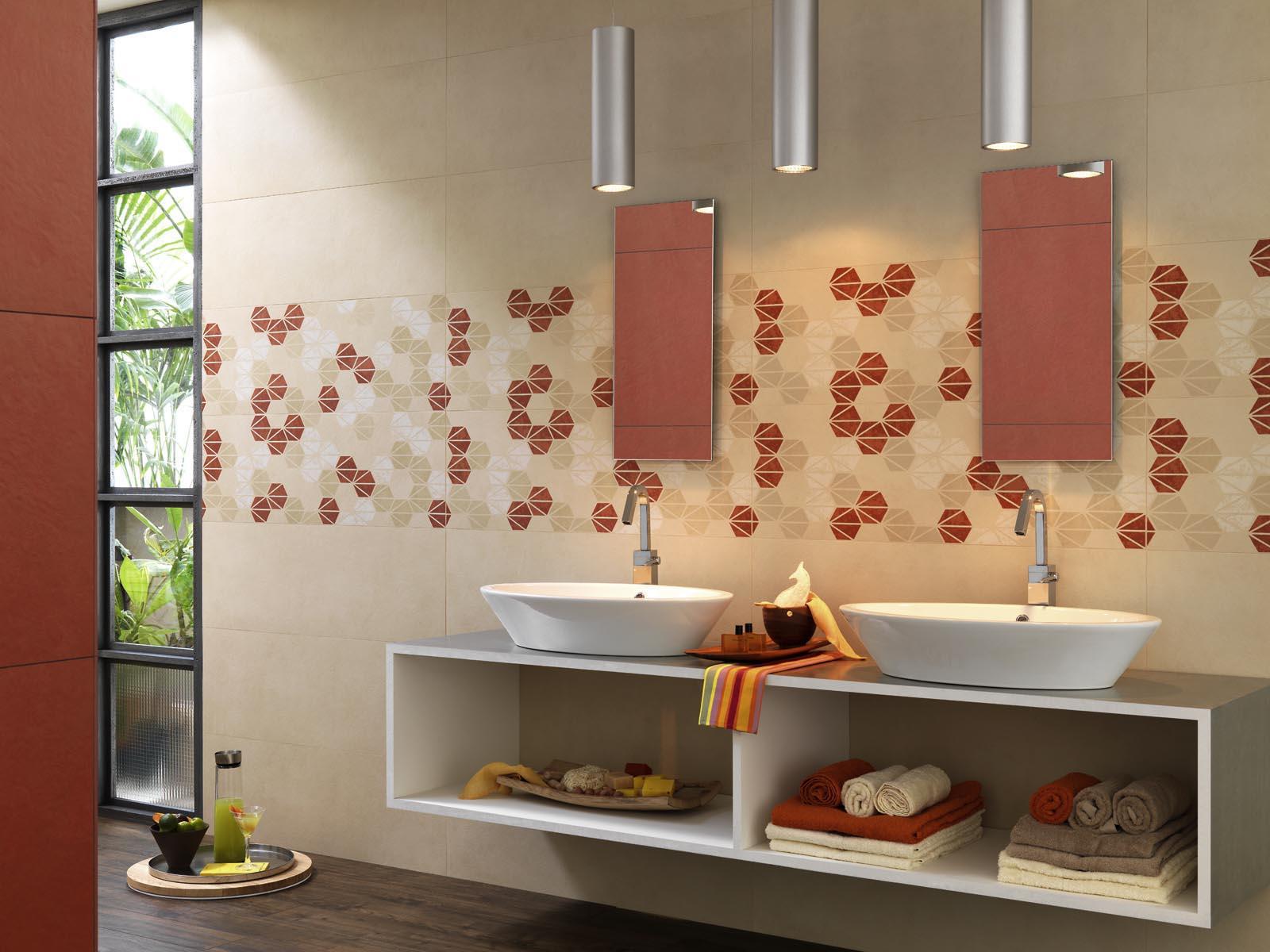 Oficina7 piastrelle rivestimento bagno marazzi - Incollare piastrelle su piastrelle bagno ...