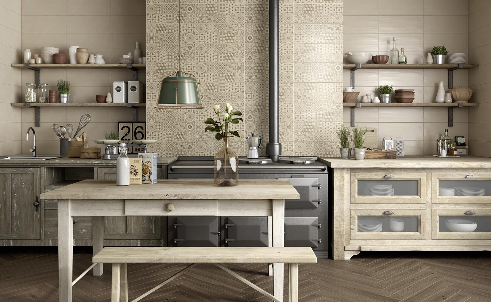 Paint rivestimento bagno e cucina marazzi - Mattonelle rivestimento cucina ...